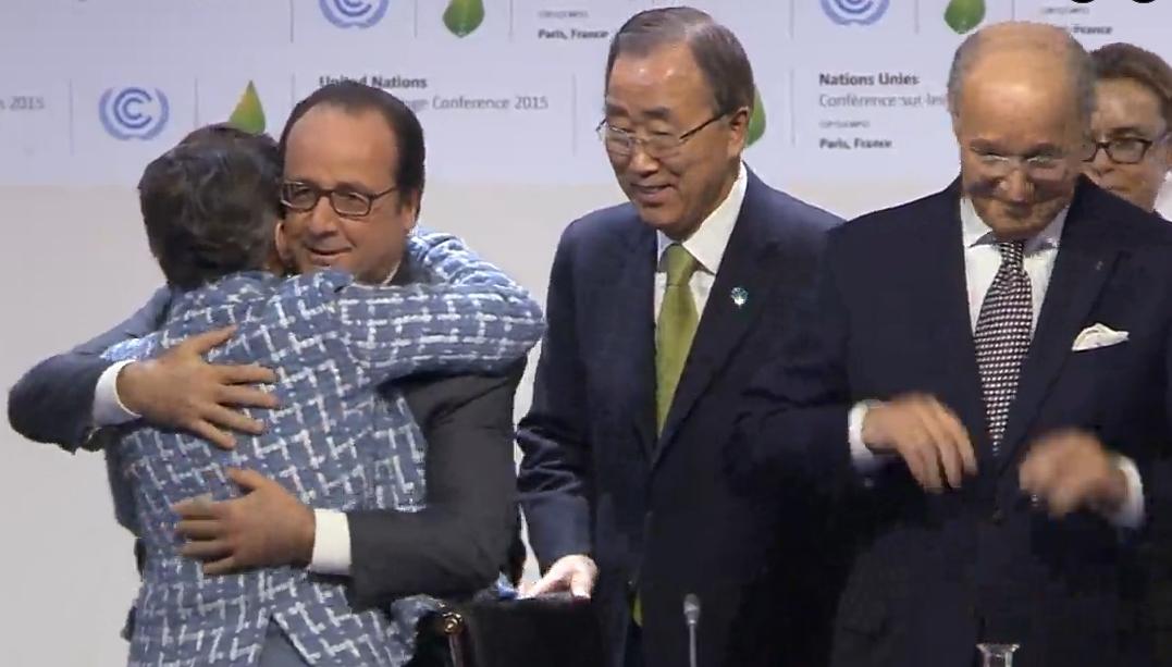 L'accord de Paris est également une victoire pour les dirigeants de la planète