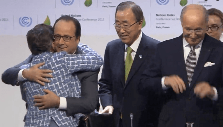 La ratification à New York, une étape importante de l'Accord de Paris sur le Climat