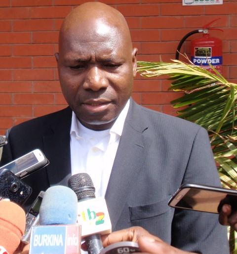 Cheick Kanté, représentant-résident de la Banque mondiale au Burkina, a relevé la pertinence du thème de l'atelier