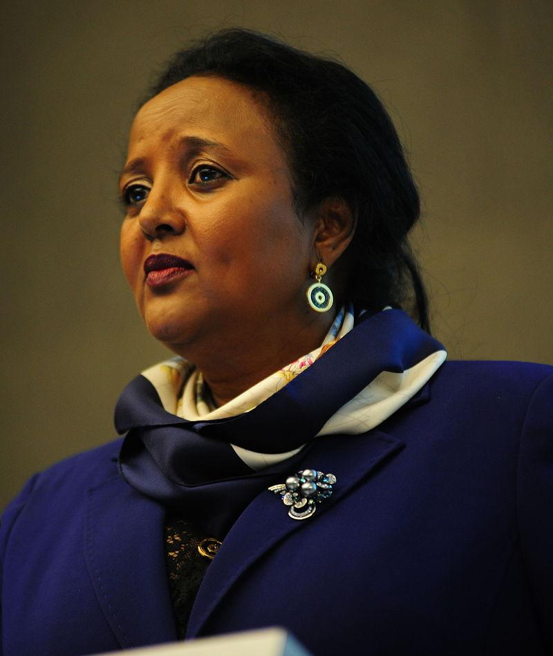 C'est la ministre kenyane des affaires étrangères, Amina Mohamed, qui a lâché la nouvelle en mai dernier à Nairobi