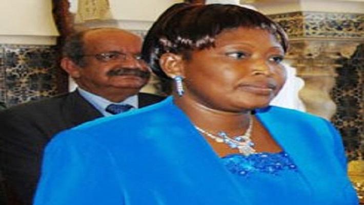 Minata Samaté Cessouma ci-devant est la candidate de la CEDEAO au poste de commissaire aux affaires politiques de l'Union africaine