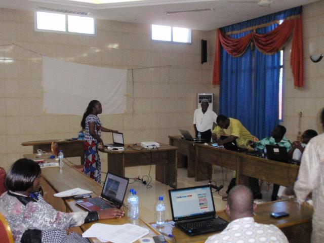Formateur, organisateurs et participants se félicitent des résultats de la rencontre