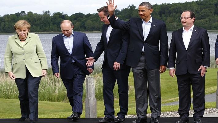 La page de la politique étrangère de Barack Obama est tournée